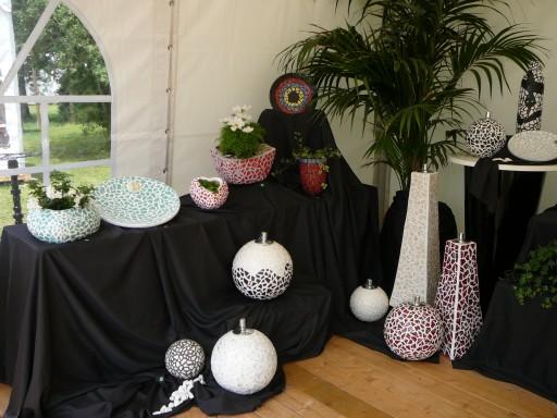 Ausstellung einer Auswahl meiner Produkte